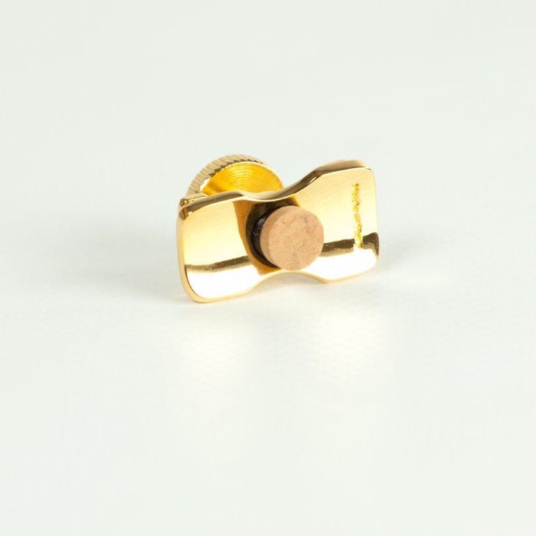 OTLUPOR21 ottone lucido placcato Oro 24 carati H