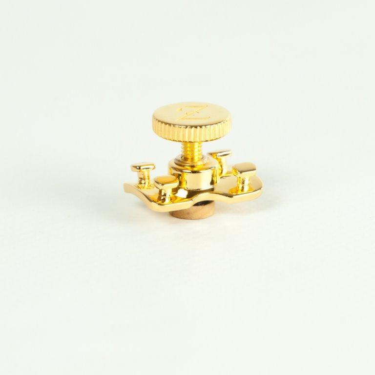 OTLUPOR16 ottone lucido placcato Oro 24 carati