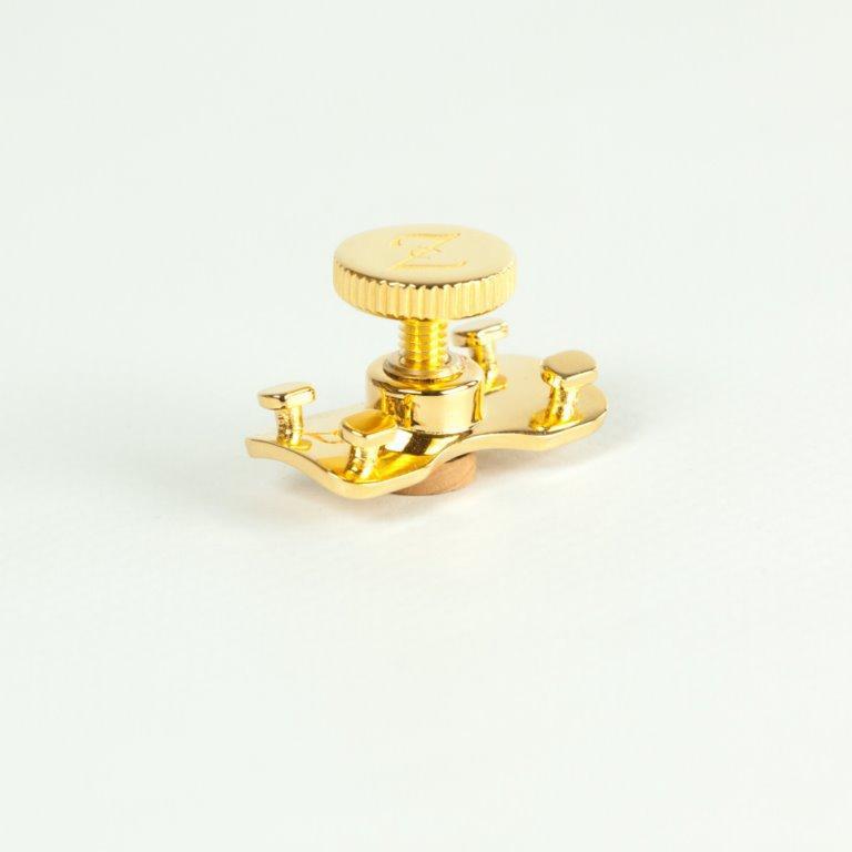 OTLUPOR21 ottone lucido placcato Oro 24 carati