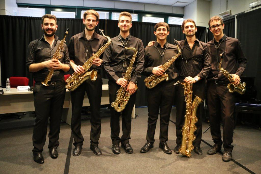 RALF Saxophone Project